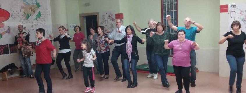 Curso baile tradicional