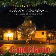 Felicitaciones Navideñas Candelario