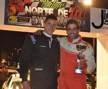 Rallye Norte Extremadura