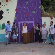 Mural olliemoonsta en Candelario