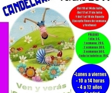 ludoteca Candelario