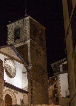 Noche y Torre