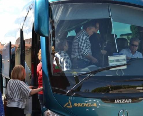 Autobús Moga