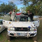 rally de tierra de Guareña